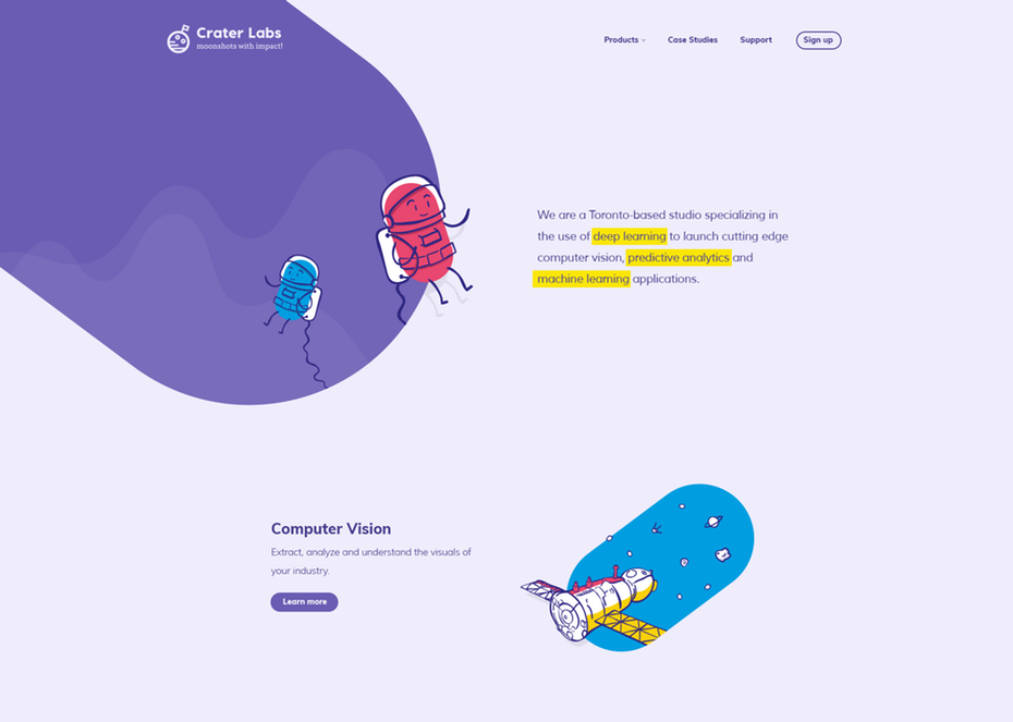 Web design Trend Imperfections